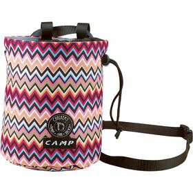 Camp Polimagò Chalk Bag, roze/beige